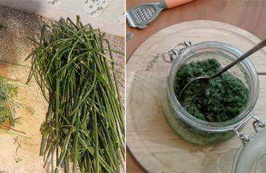 Ніколи не викидайте стебла кропу — з них можна зробити дещо дуже смачне