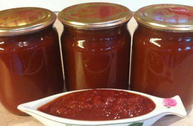 Домашня томатна паста. Три кращі рецепти для приготування