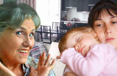 Свекруха вигнала на вулицю невістку з хворою дитиною на руках. Невже таке можливо?