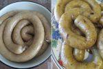Картопляна ковбаса: це проста в приготуванні та дуже смачна страва. Забирайте рецепт